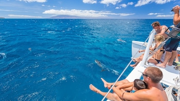Catamaran Snorkel Cruise from Ka'anapali Beach