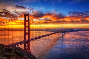 Golden Gate Private Airplane Tour in San Francisco