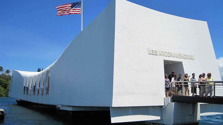 Pearl Harbor, Historic Honolulu & Waikiki in a Day with Airfare from Kauai