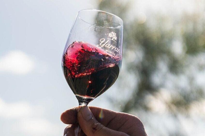Wine Tasting in Yenda (up to 6 wines)