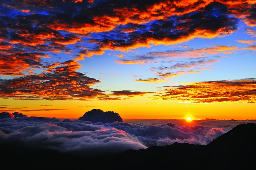 Show item 3 of 9. Sunrise Tour to Haleakala Includes Breakfast