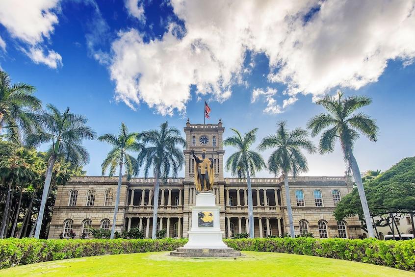Show item 2 of 8. Pearl Harbor, Arizona Memorial & Honolulu City Highlights Tour