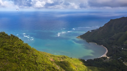 Kahana Bay in Oahu
