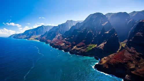 Coastline view near Kauai
