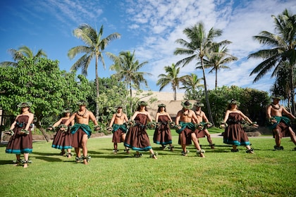 Polynesian Cultural Center Ambassador Prime Package