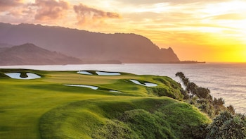 Top 100 Rated Experience at Princeville Makai Golf Club
