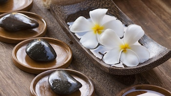 Treatments at Waikoloa Marriott Mandara Spa