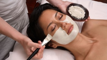 Facial Treatments at Mandara Spa