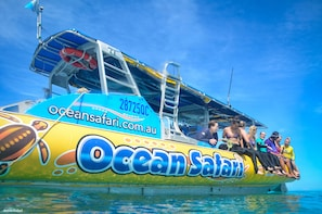 Ocean Safari Great Barrier Reef Experience PM TOUR