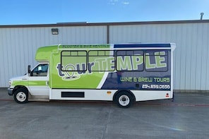 Temple Texas Friday Brewery Trail Tour