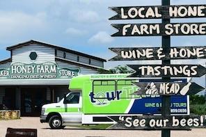 Temple Texas Saturday Wine Trail Tour