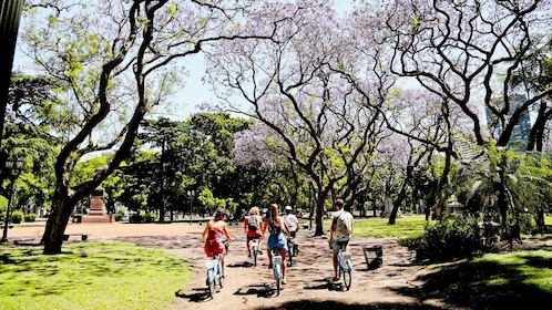 Park Bike Tour in Buenos Aires