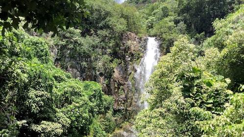 Waterfall in Hana