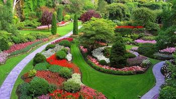 Private Luxury Victoria Tour & Butchart Gardens