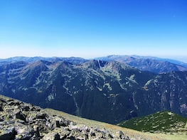 Musala Peak, Rila Mountain - Hiking Day Trip from Sofia