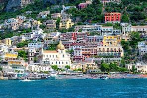 Positano private boat from Sorrento