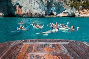 Capri private boat from Sorrento