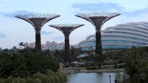 Day view of Singapore