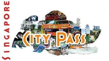 City Pass für die Stadt Singapur