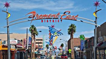 Las Vegas Pop Culture Walking Tour Downtown