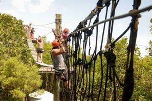 Atv Tour In Barra Do Cunhaú With Tree Climbing