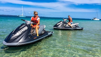 Exclusive Fraser Island Jet Ski Adventure with Lunch