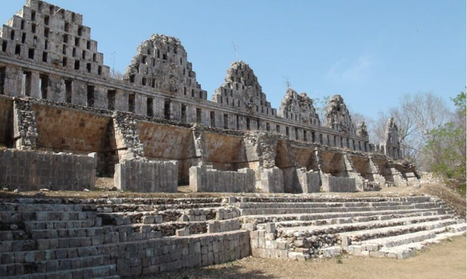 Show item 4 of 8. Uxmal Full-Day Private Tour