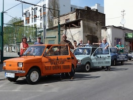 Self Drive Tour: Warsaw off the Beaten Track by Retro Fiat