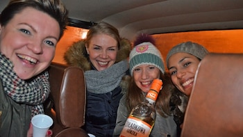 Vodka Tasting Night Aboard Fiat 125