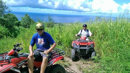 ATV adventure in St. Kitts and Nevis