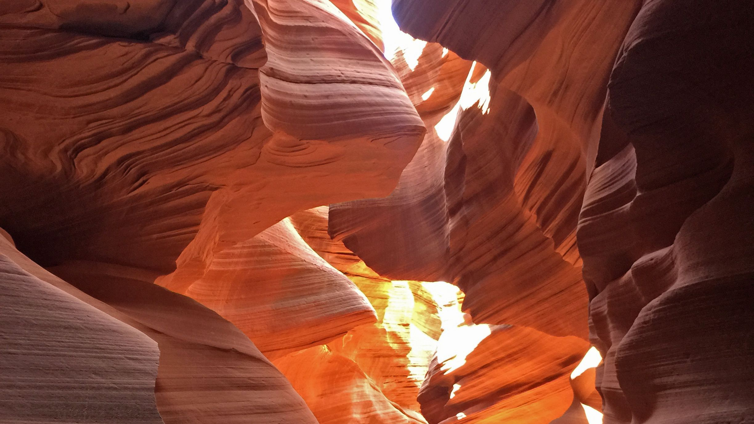 Day Tour of Antelope Canyon, Horseshoe Bend & Lake Powell