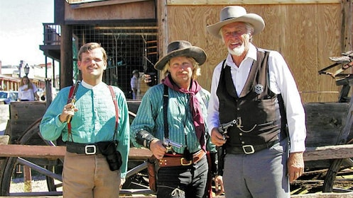 country gun fighters in tombstone