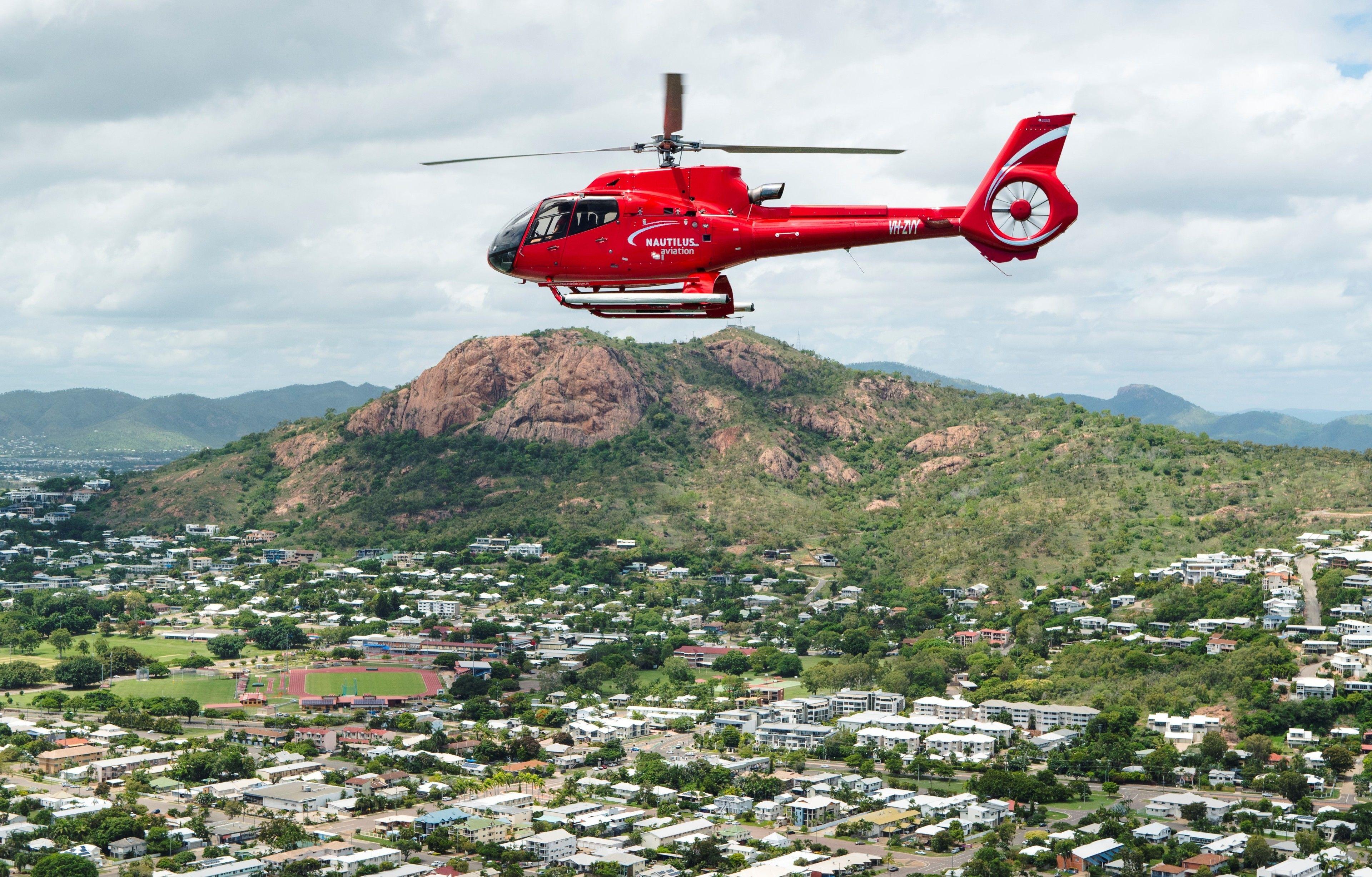 10-Minute Townsville City Scenic Flight