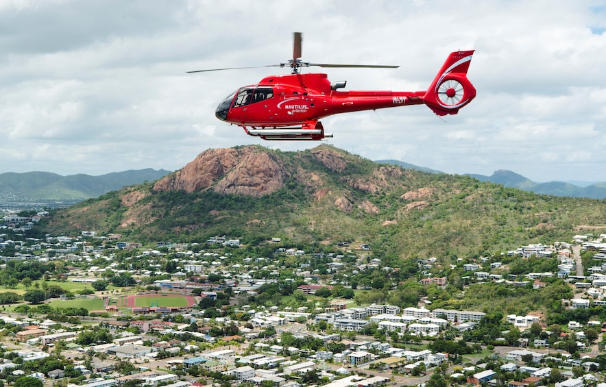 Show item 1 of 4. 10-Minute Townsville City Scenic Flight