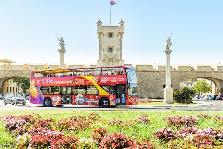 Shore Excursion: Cadiz Hop-On Hop-Off Bus Tour