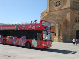 Escursione a terra: tour in autobus hop-on hop-off di Gozo