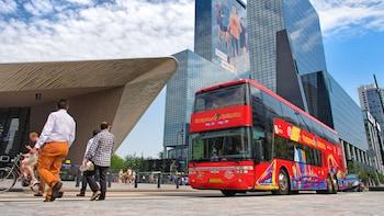 Kustexcursie: hop-on, hop-off-bustour door Rotterdam
