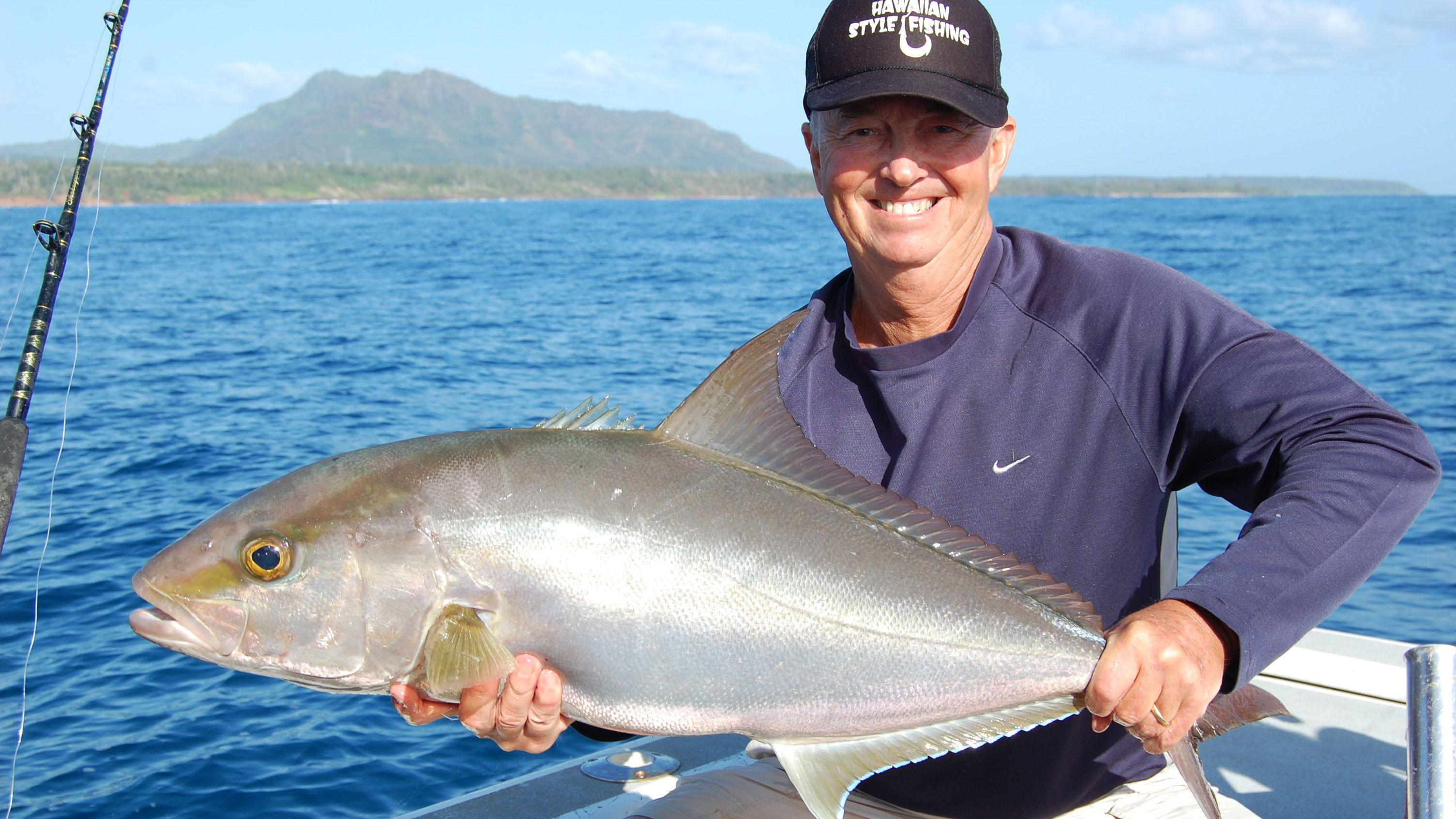 Hawaiian-Style Fishing Charter