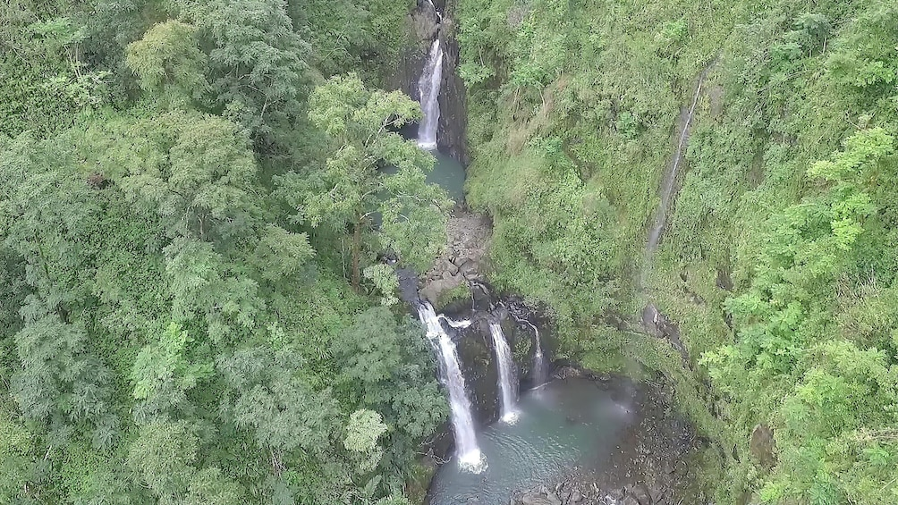 Show item 3 of 10. Small-Group Luxury Hana & Helicopter Tour