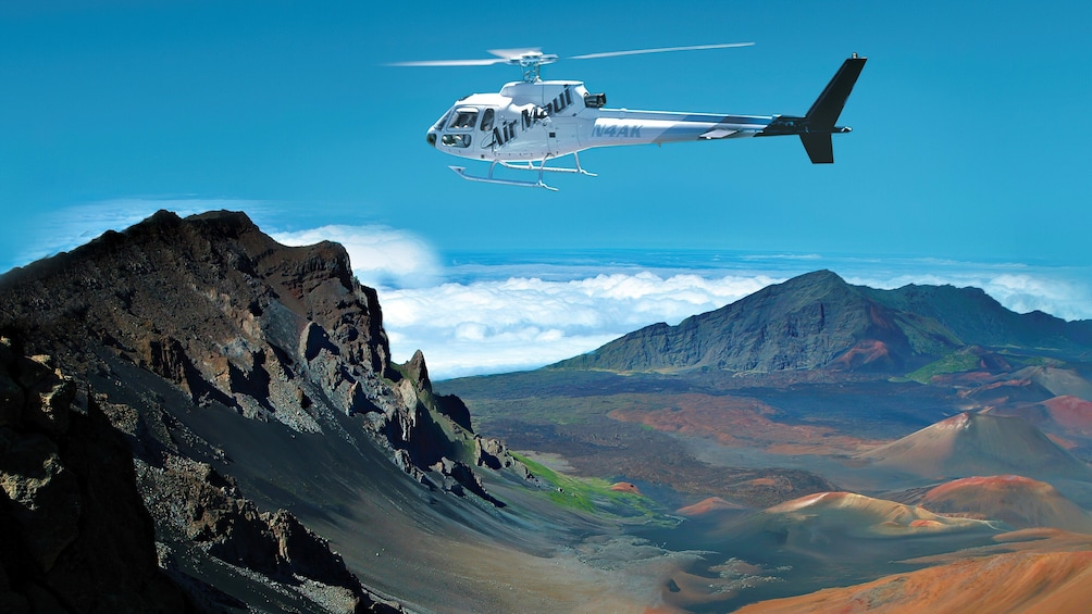 Show item 5 of 10. Small-Group Luxury Hana & Helicopter Tour