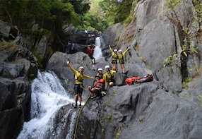 Canyoning Half-Day Rainforest Experience - Crystal Canyon