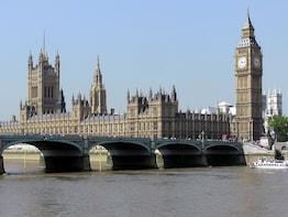 Tour de la Abadía de Westminster y las cámaras del Parlamento