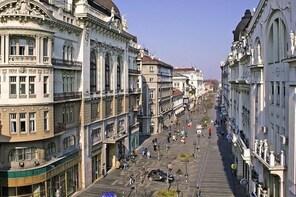 Belgrade Time Travel - Half Day Historic Core Private Walking Tour