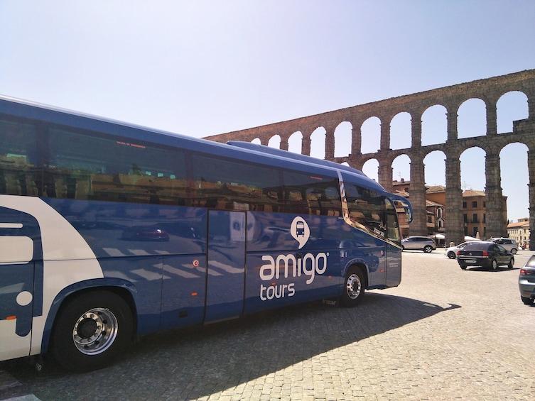 Show item 3 of 9. Day Tour of Toledo & Segovia with Alcazar Entrance