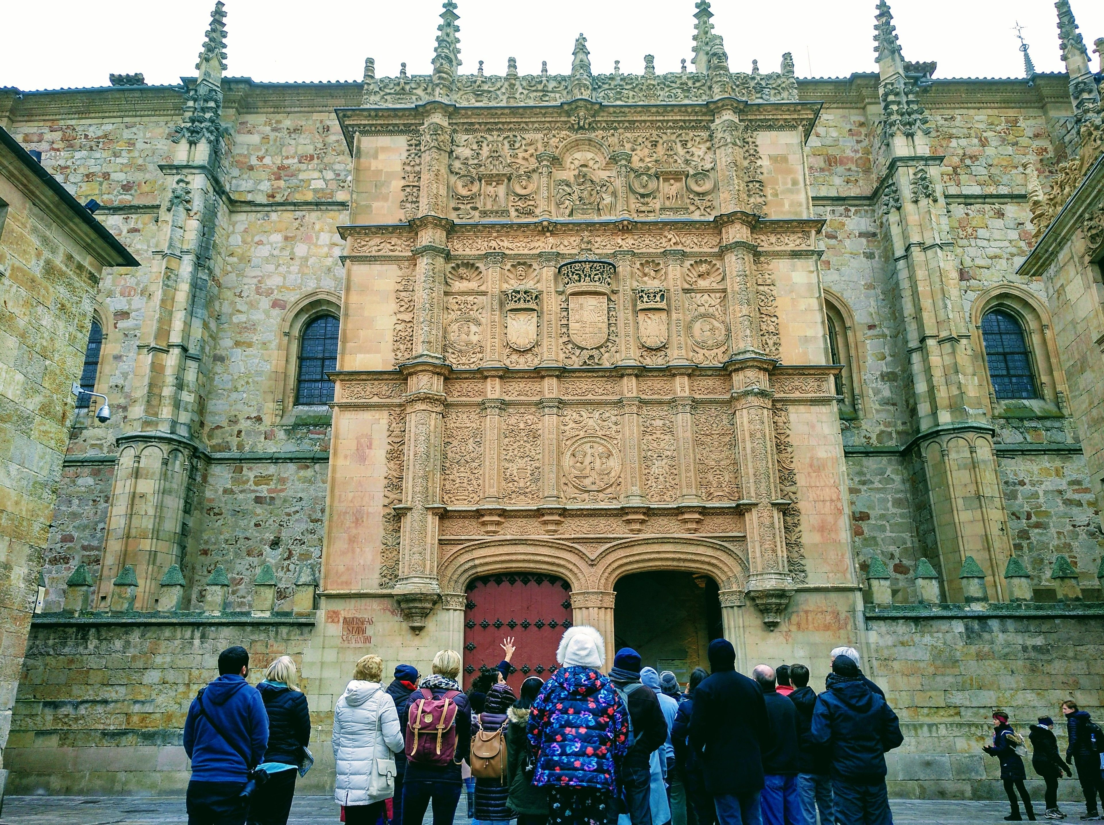 Adult Guide in Salamanca