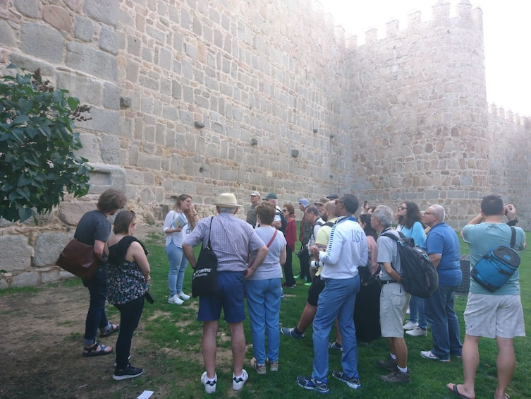 Show item 2 of 10. Salamanca & Ávila Full-Day Tour