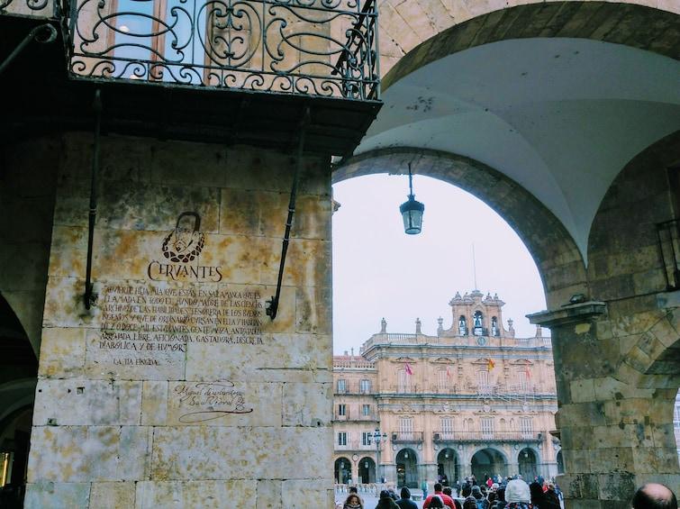 Salamanca & Ávila Full-Day Tour