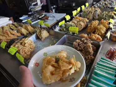 Sunamachi Ginza Food & Drink Walking Tour