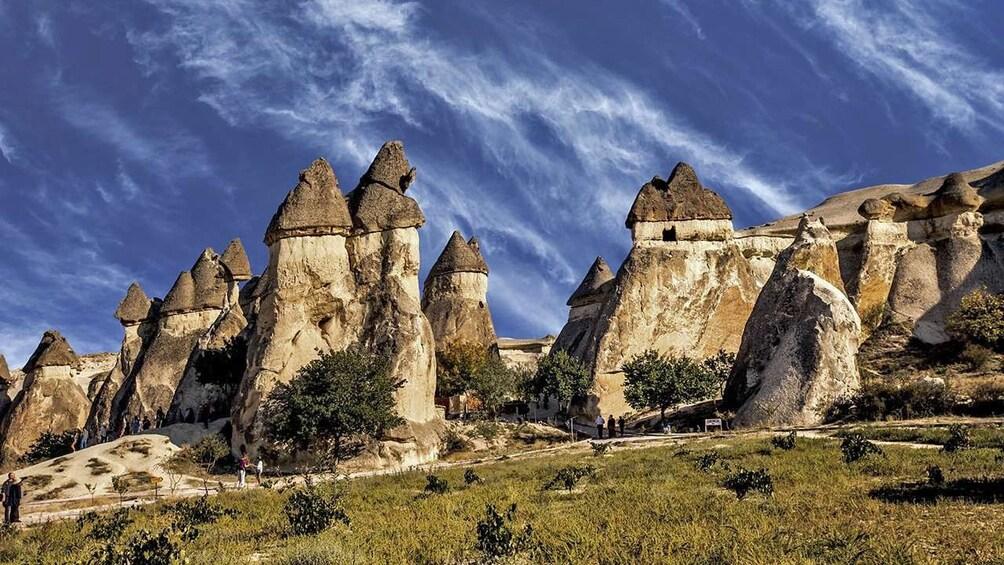 Show item 2 of 8. Fairy chimneys in Cappadocia