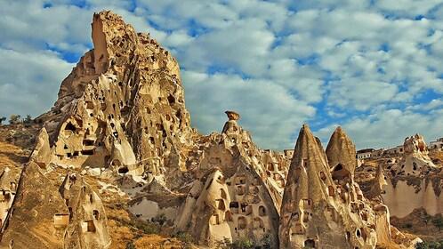 stone dwellings